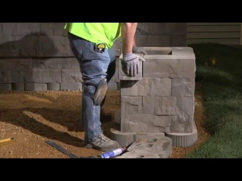 How to Install a Column