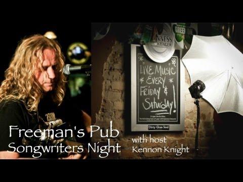 Freeman's Pub  Week 5  Shannon Lee - Maybe Friday