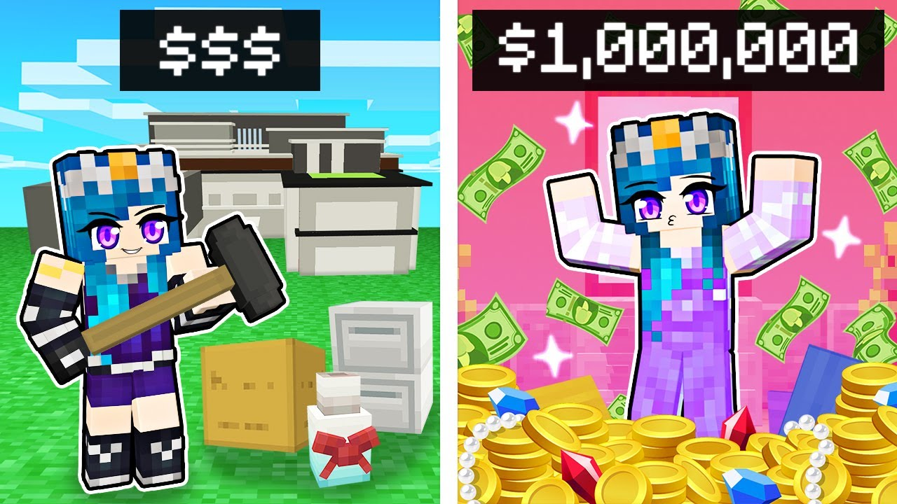 Breaking Minecraft MANSIONS for $$$