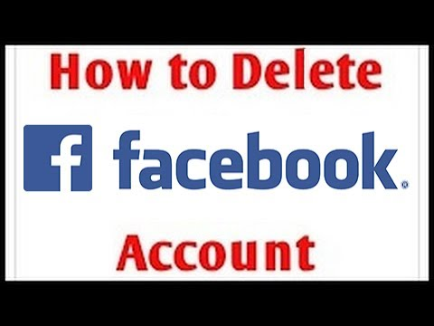 How to Delete Facebook Account Permanently | Easy Way in 2017