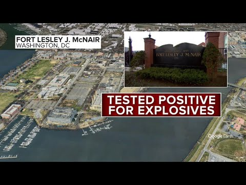 FBI investigating suspicious packages sent to D.C. military sites