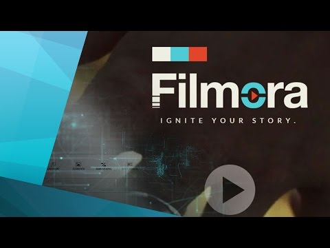 Best Video Editing Software for Beginners? QUICK FILMORA - TUTORIAL