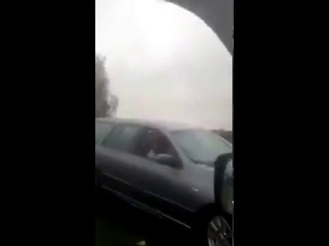 Typical Australian Car Accident