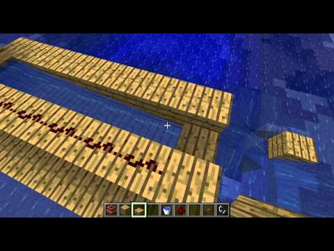 How To Make A Pirate Cannon On Minecraft