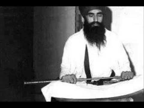 Jaap Sahib Uthanika- Sant Giani Jarnail Singh Ji Bhindran Wale