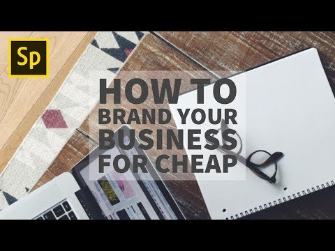 How To Brand Your Social Media For Cheap!!! Using Adobe Spark