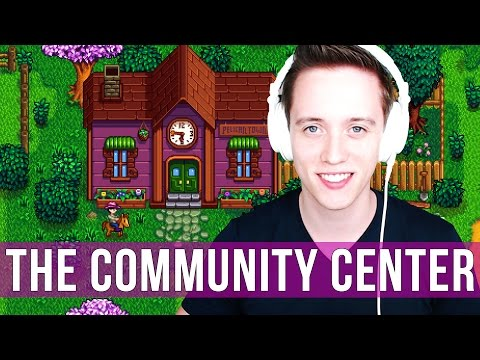 Stardew Valley: Completing the Community Center!