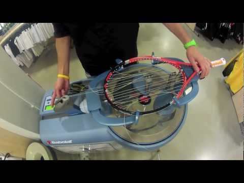 Stringing a Racket (Go Pro 2)