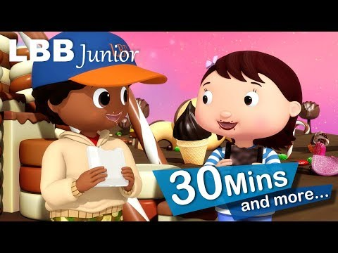 Yum Yum Chocolate Song | And Lots More Original Songs | From LBB Junior!