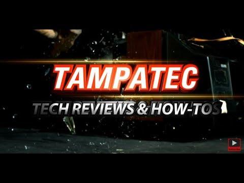 2018 TAMPATEC CHANNEL TRAILER