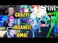 "Streamers React to *FULL* ""MARSHMELLO CONCERT"" Live Event! | Fortnite Highlights"