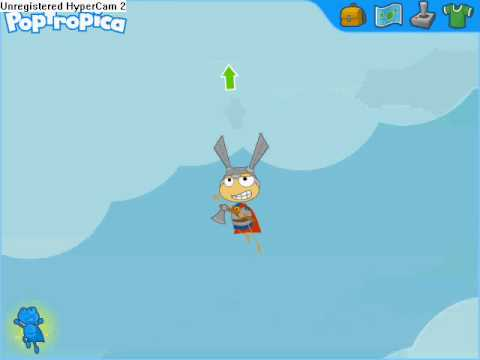 Poptropica:Super Power:How to defeat Betty Jetty