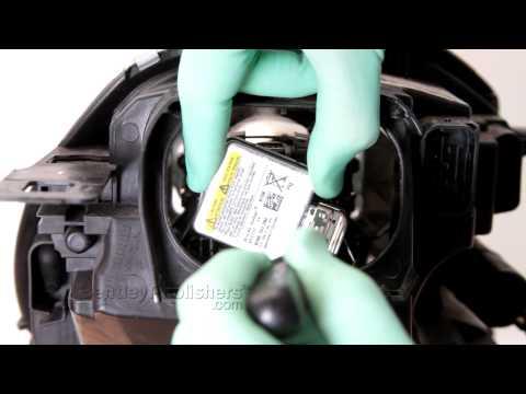 MINI Cooper (R56, R55, R57) 2007-2011 - Xenon headlight bulb replacement - DIY Repair