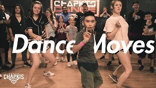 Dance Moves by Dro Hef | Chapkis Dance | Phil Wright
