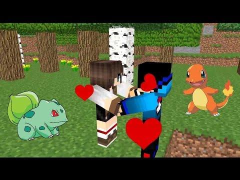 Monster School: Pokemon Go - Minecraft Animation