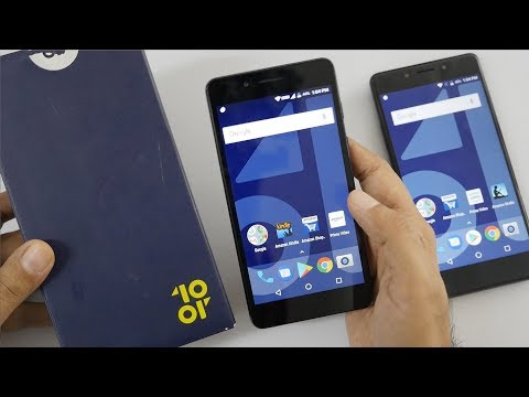 10 or D Budget Smartphone Unboxing & Compared with 10 Or E