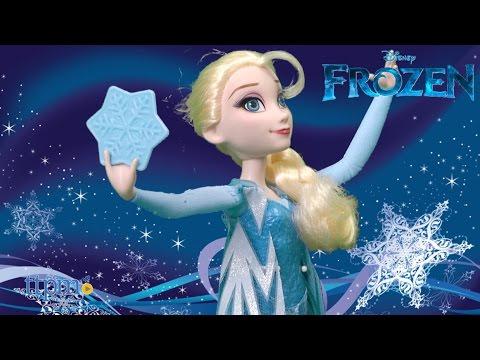 Disney Frozen Snow Powers Elsa from Hasbro