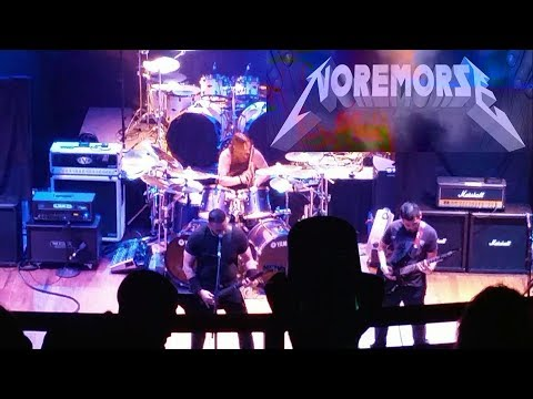 NO REMORSE (A Tribute To Metallica) Live @ House Of Blues Houston TX 12-31-17