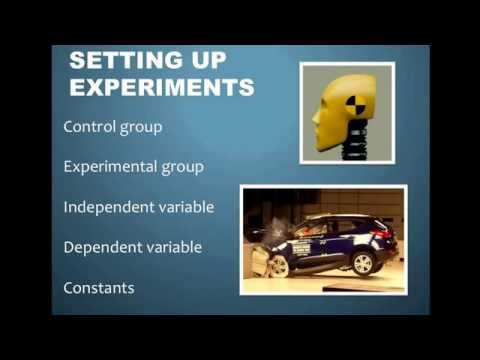 2. Setting Up Experiments