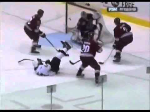 Sidney Crosby   Can't be touched