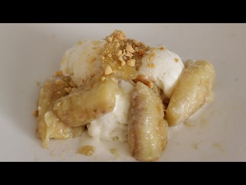 How to Make Bananas Foster- MichelleCookingShow