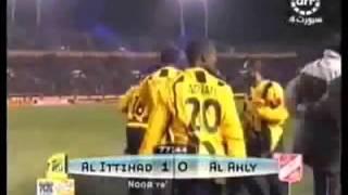 اهداف مباراة الاتحاد 1-0 الاهلي - كاس العالم لاندية 2005