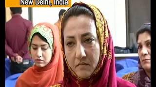 Exiled Baloch women raises concern over atrocities by Pakistan army - Balochistan News