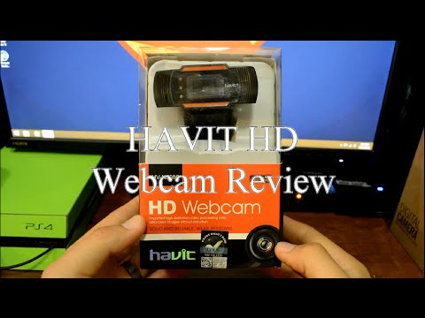 HAVIT HV-N5086 HD Camera and Webcam