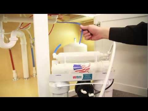 How To Install Your Reverse Osmosis System - Part 2