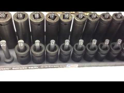 Hansen Socket Tray Review