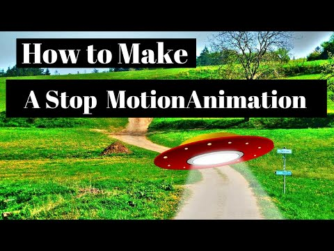 How to Make a Stop Motion Animation using Powerpoint