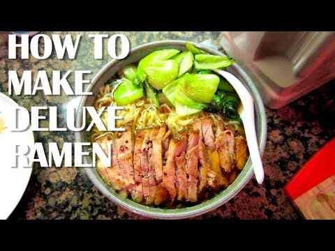 HOW TO MAKE RAMEN - LIFE AFTER COLLEGE VIDEOS