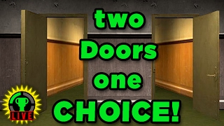 THE CHOICE IS A LIE! | The Stanley Parable (Part 2)
