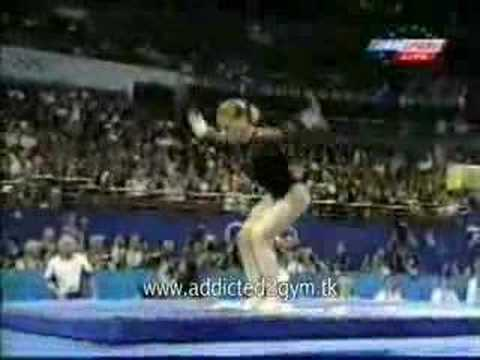 Gymnastics Montage - Extreme Difficulty