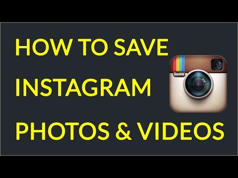 How to save Instagram Photos on Android | Save Instagram Photos and Videos on Android In Hindi