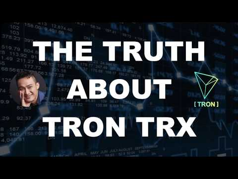 Tron Scam? The truth about the Tron TRX crash! Can this crypto moon back its ATH in 2018?