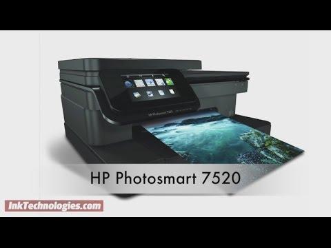 HP Photosmart 7520 Instructional Video