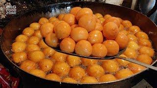 Mysore Bonda - Amazing Making Skill | Mysore Bajji Recipe | Big Food Zone | 4K Food video