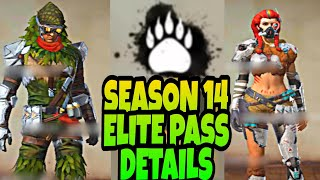 Download SEASON 14 ELITE PASS FULL DETAILS AND REVIEW !! BEST ELITE PASS EVER ?? Video