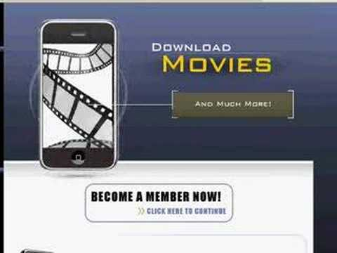 Apple iPhone DOWNLOADS Music Mp3 Movies Apps Games SAFELY