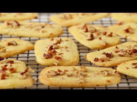 Butter Cookies Recipe Demonstration - Joyofbaking.com