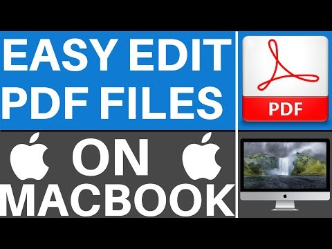 How To Edit PDF Files on Mac [No Extra Software]