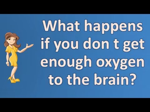 What happens if you don t get enough oxygen to the brain ? | Health and Life