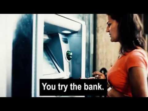 Empty ATMs
