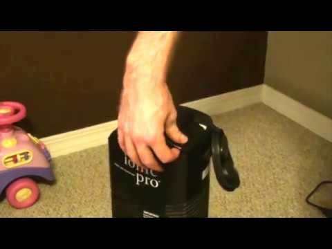 How to Clean the Ionic Air Pro Purifier