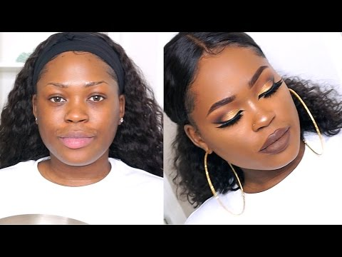 My Full Face Makeup Transformation Ft New Products(Juvias Place, Clinique, ETC(Talk Thru)