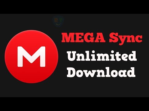 Download MEGA Files Using MegaSync Without Limits (Working 2019)