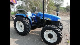 New Holland Tractor 4710 Review for farmers , Best Tractor