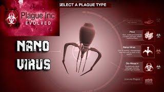 Plague Inc Evolved Nano Virus Normal Walkthrough