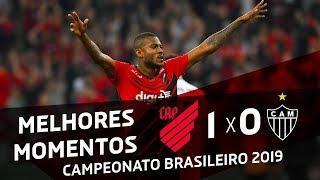 Athletico Paranaense 1x0 Atlético Mineiro   MELHORES MOMENTOS